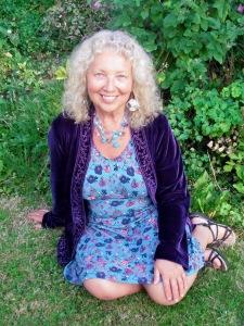 Shanee in garden